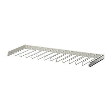 Ikea Hosenbügel ikea komplement pull out hosenbügel weiß 100x35 cm amazon de
