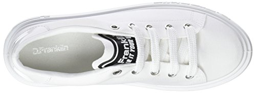 Tone Zapatillas D Franklin Blanco Gumme White para Mujer 7rEtExw