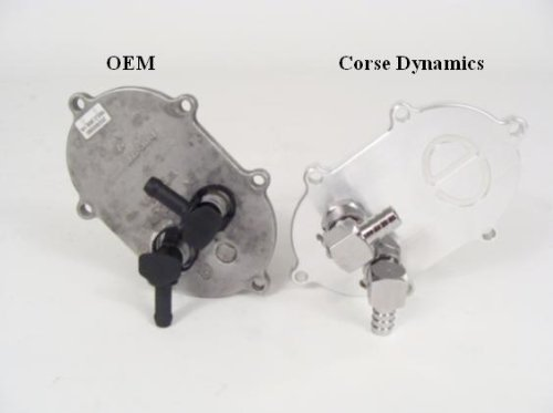 CORSE DYNAMICS Quick Release Fuel Pump Base: Ducati 848, 1098, 1198, Streetfighter, Sport Classic by Corse Dynamics (Image #3)