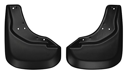 Husky Liners 58421 Front Custom Mud Guards - 2013 Ford Escape