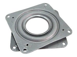 300 lbs Capacity 4 Lazy Susan Bearing 5/16 Thick Turntable Bearings VXB Brand