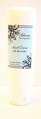 Adonia Citronnelle Verveine Crème mains avec tube Beurre de Karité - 4 oz