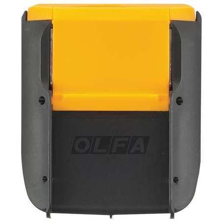 Blade Disposal Case, Belt Clip, 3x1.25x3.5