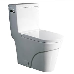 Ariel Platinum Oceanus Toilet
