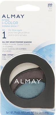 Almay Intense I-Color Evening Smoky Eye Shadow, Blues/150, 0.2 Ounce by Almay