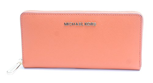 MICHAEL KORS GIFTABLE WALLET (TANGERINE) by Michael Kors