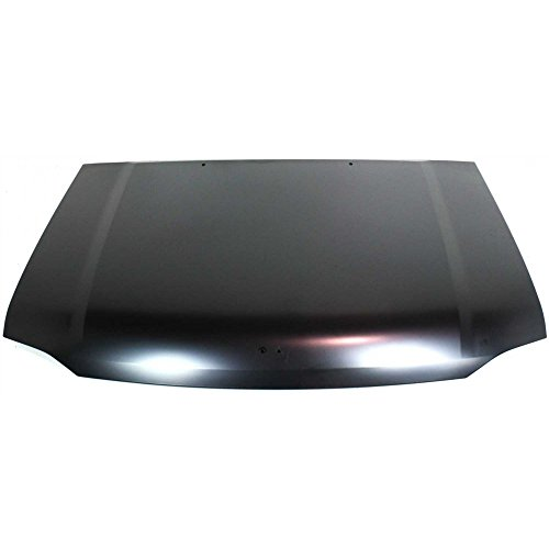 Nissan Frontier Hood Replacement - Hood compatible with Nissan Frontier 01-04