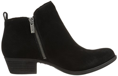 Basel Brand Black Boot Women's Lucky RSfxq7fUw