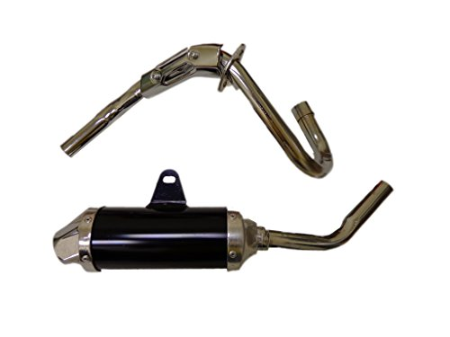 125Cc Exhaust Systems - 9