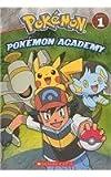 Pokemon Chapter Book #1: Diamond and Pearl: Pokemon Academy