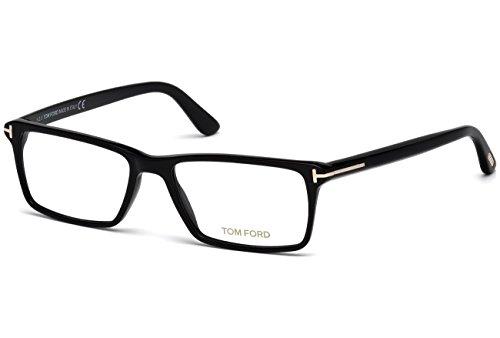 Tom Ford - FT 5408, Géométriques, générique, homme, SHINY BLACK(001), 54/16/145