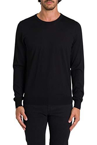 Balenciaga Luxury Fashion Mens 583117T14391165 Black Sweater | Fall Winter 19