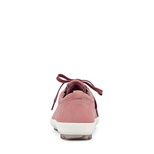Legero 00823-60 Scarpa Stringata Da Donna In Pelle Con Sottopiede Estraibile In Pelle Rosé