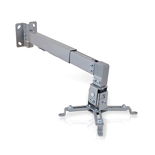 Pyle PRJWM8 Universal Projector Holder Wall Mount with Teles
