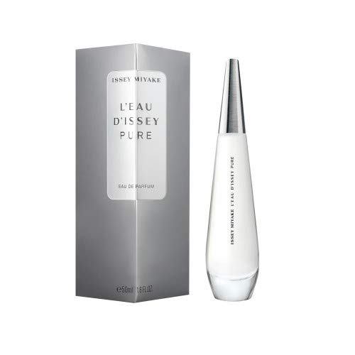 L`eau D`Issey Pure by Iŝsêy Miyâķe EDP Perfume for Women 1.6 FL. OZ./50 ml