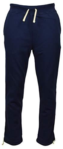 Polo Ralph Lauren Mens Fleece Athletic Pants (Large, Navy) (Fleece Mens Ralph Lauren)
