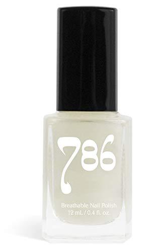 (786 Cosmetics Matte Top Coat - (Matte) Vegan Nail Polish, Cruelty-Free, 11-Free, Halal Nail Polish, Fast-Drying Nail Polish, (Turn Any Color Matte))