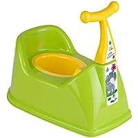 Sukhson India Potty Training Seat - Green Colour,Baby Potty Training Seat,Use for Baby
