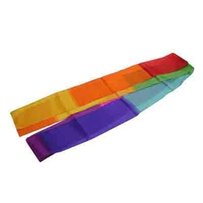Streamer multicolor 5 m x 30 cm