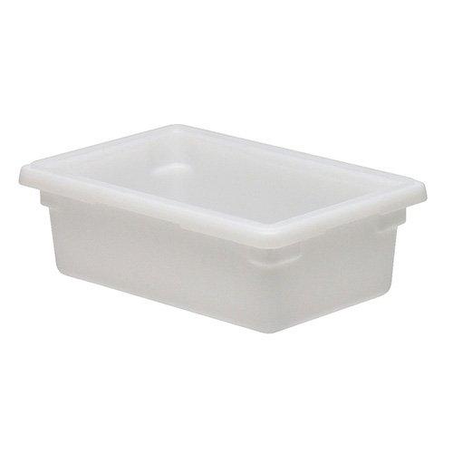 Cambro 12186P-148 3.0 Gallon Poly Food Storage - Lexan Food Box
