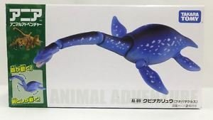 Takara Tomy Animal Adventure AL-09 Plesiosauria Futabasauras Package Size W138 × H70 × D50mm