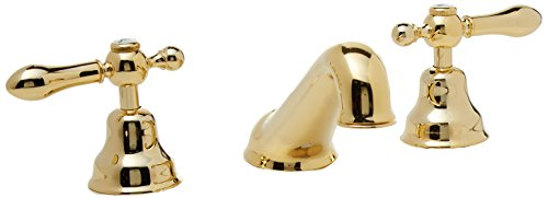 - ROHL AC102LM-IB-2 LAVATORY FAUCETS Italian Brass