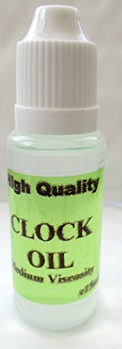 15ml High Quality Clock oil rubyscraft