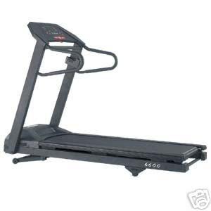 Steelflex Treadmill XT-6802