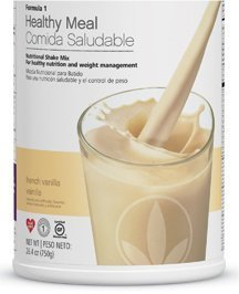 Formula 1 Nutritional Shake Mix - Cafe Latte