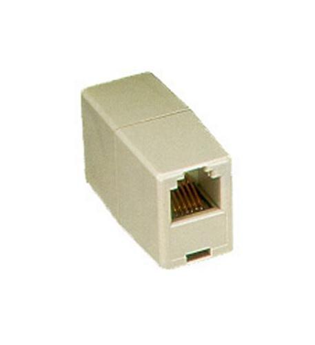 ICC ICC-ICMA350A6C MODULAR COUPLER VOICE 6P6C PIN 1-6