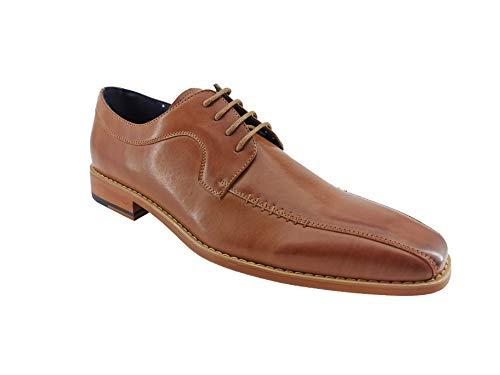 PARTY Men's Dress Slip On Classic Modern Formal Horsebit Loafer Shoes