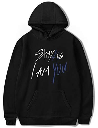 Simyjoy Top per cool Mixtape You Fashion nero 97 Kpop Street Felpa con bambini Pop logo Jin Am Woo I unisex pullover Hip maglioni r6vwErWUpq