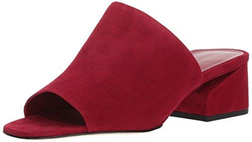 Via Spiga Women's Porter Slide Sandal Ruby Suede buy cheap clearance LDv6MCATI