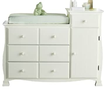 Genial Savanna Bella Changing Table   Off White   Drawer Dresser   Bedroom  Furniture   Kids Collection