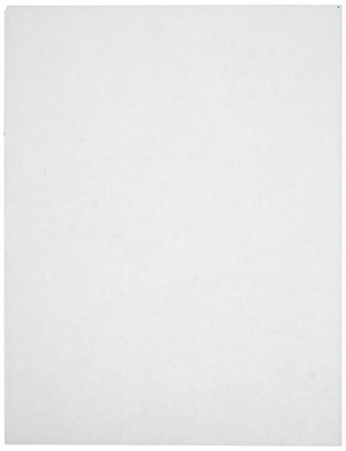 Berkshire BCR Bond 680 Single Sheet Paper, 8-1/2'' x 11'', White (Case of 8 Packs) by Berkshire