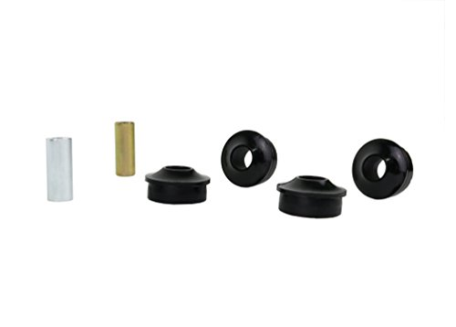 Nolathane REV022.0010 Black Radius Rod Bushing-Left Offset Right Hand Standard