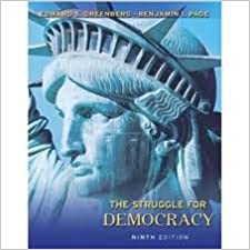 Greenberg & page, revel for struggle for democracy, the, 2014.