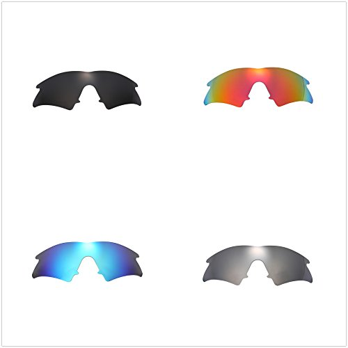 Set of 4 Polarized Replacement Lenses for Oakley M for sale  Delivered anywhere in Canada