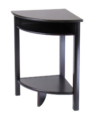 Cheap Liso Corner Table, Cube Storage and Shelf