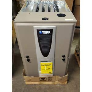 YORK YP9C080C16MP12C 80,000 BTU MULTI-POSITION MODULATING VARIABLE SPEED NATURAL GAS FURNACE/W ECM MOTOR, 97.7% 115/60/1 CFM ()