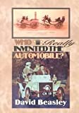 Who Really Invented the Automobile?, David Beasley, 0915317087