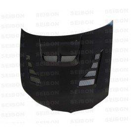 Sti Seibon Cw Carbon (Seibon Carbon Fiber CW-Style Hood Subaru WRX STI 06-07)