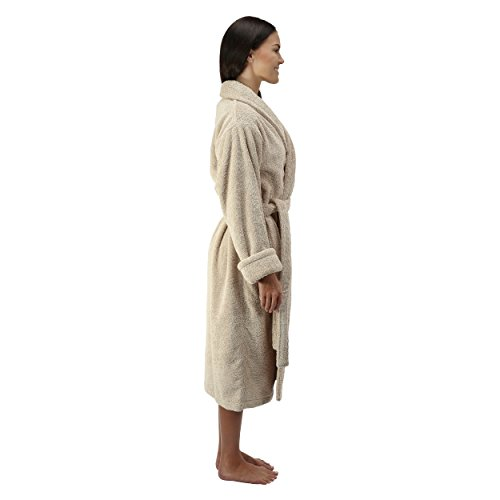 Comfy Robes - Albornoz - relaxed - para mujer Beige