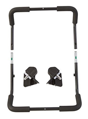 Baby Jogger Car Seat Adapter Single for Chicco and Peg-Perego - 1967207 (Single Baby)