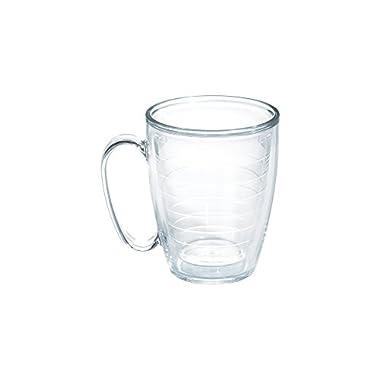 Tervis Mug, Clear, 16 oz, Clear
