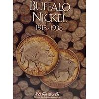1913 – 1938 Buffalo Nickel Folder