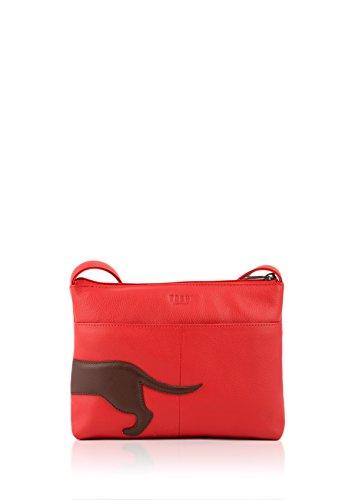unique bandoulière Sac Rouge pour Yoshi Taille femme Red Ra6SqqA