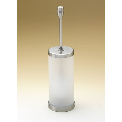 Concept Line Free-Standing Toilet Brush and Holder Finish: Chrome