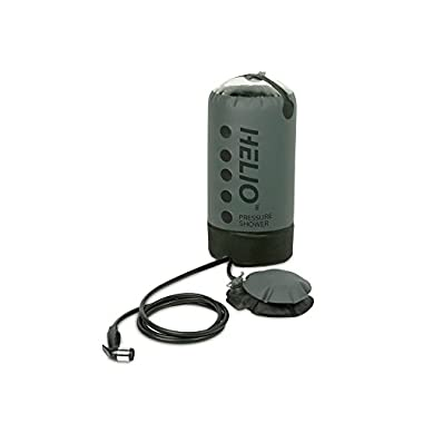 Nemo Helio Pressure Shower (Grey)