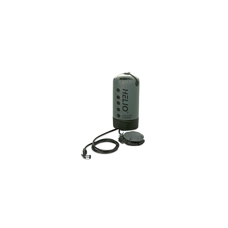 Nemo Helio Portable Pressure Shower with Foot Pump